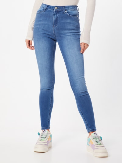 Miss Selfridge Jeans 'I17L16WMDT' in blue denim, Modelansicht