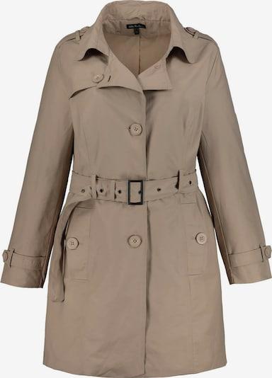 Ulla Popken Trenchcoat in beige, Produktansicht
