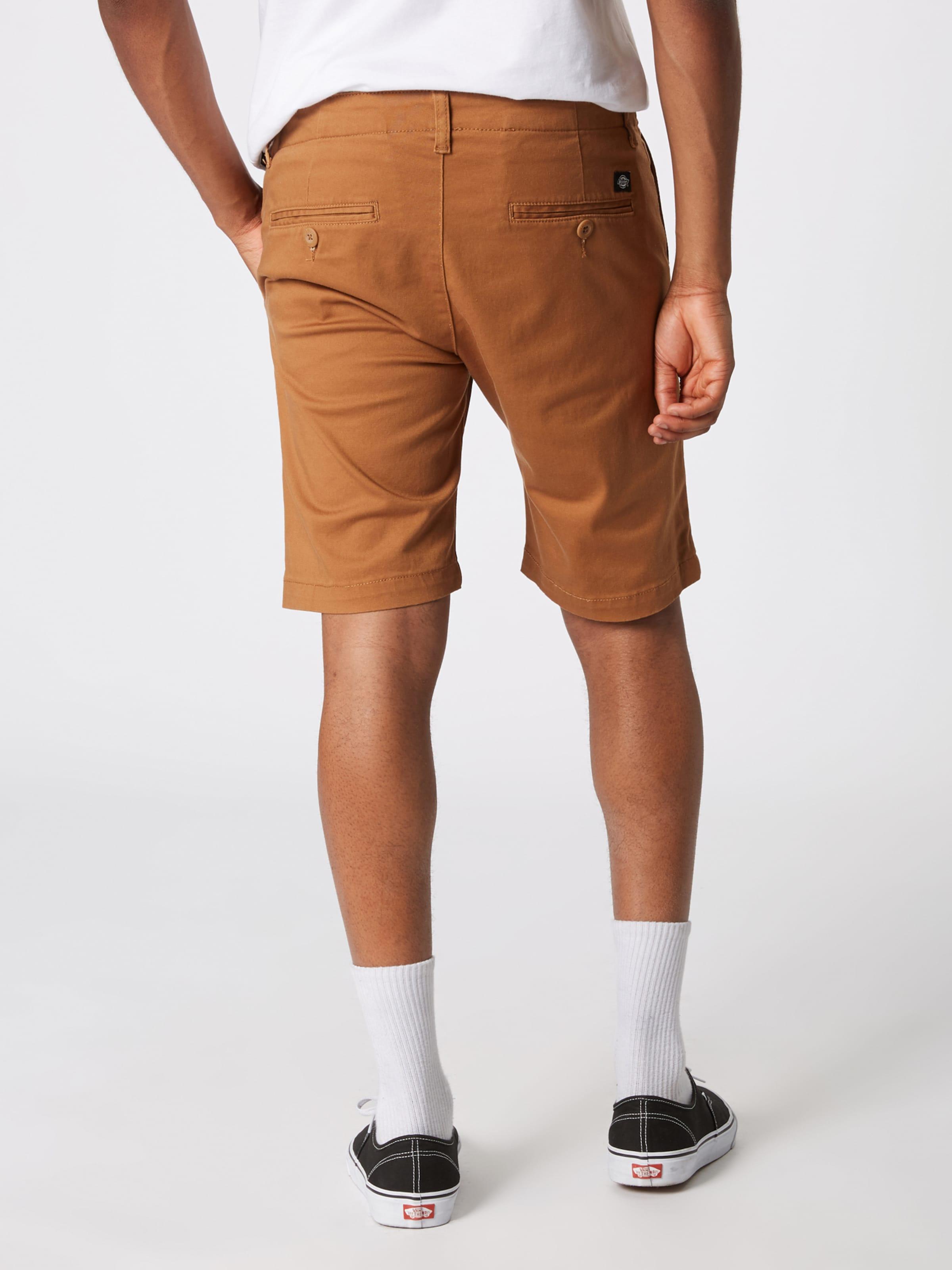 'palm En Springs' Cognac Dickies Pantalon wOkXP80n