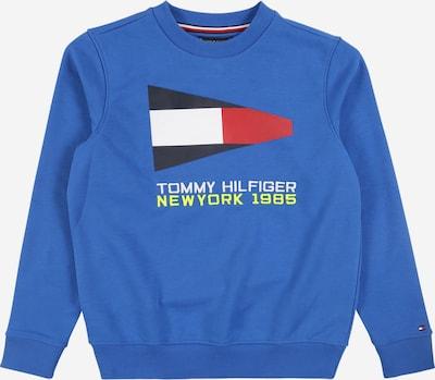 TOMMY HILFIGER Sweatshirt 'SAILING FLAG ' in de kleur Donkerblauw, Productweergave
