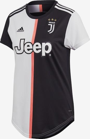 ADIDAS PERFORMANCE Maillot 'Juventus Turin' en rosé / noir / blanc, Vue avec produit
