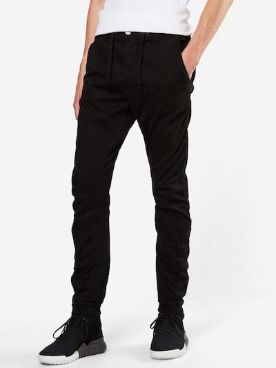 Urban Classics Broek in de kleur Zwart, Modelweergave