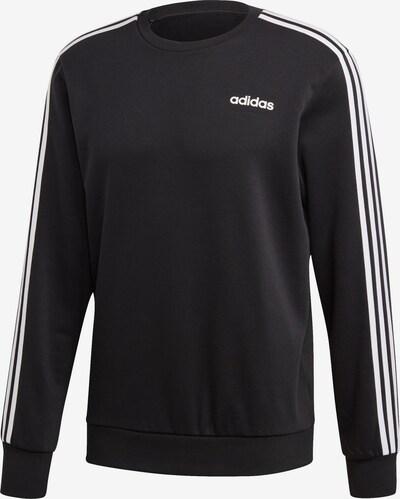 Hanorac sport '3S' ADIDAS PERFORMANCE pe negru / alb, Vizualizare produs