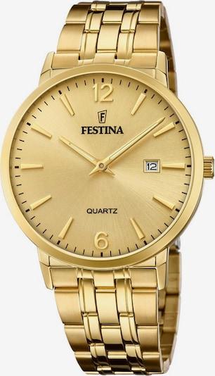FESTINA Uhr 'F20513/3' in gold, Produktansicht