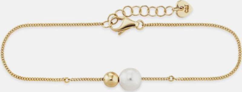 caï Perlenarmband 'caï love, pearl twist, C7334B/90/46/19'