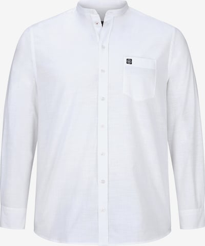 Jan Vanderstorm Hemd 'Kallu' in weiß, Produktansicht