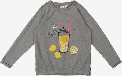 NAME IT Sweatshirt in graumeliert / mischfarben, Produktansicht