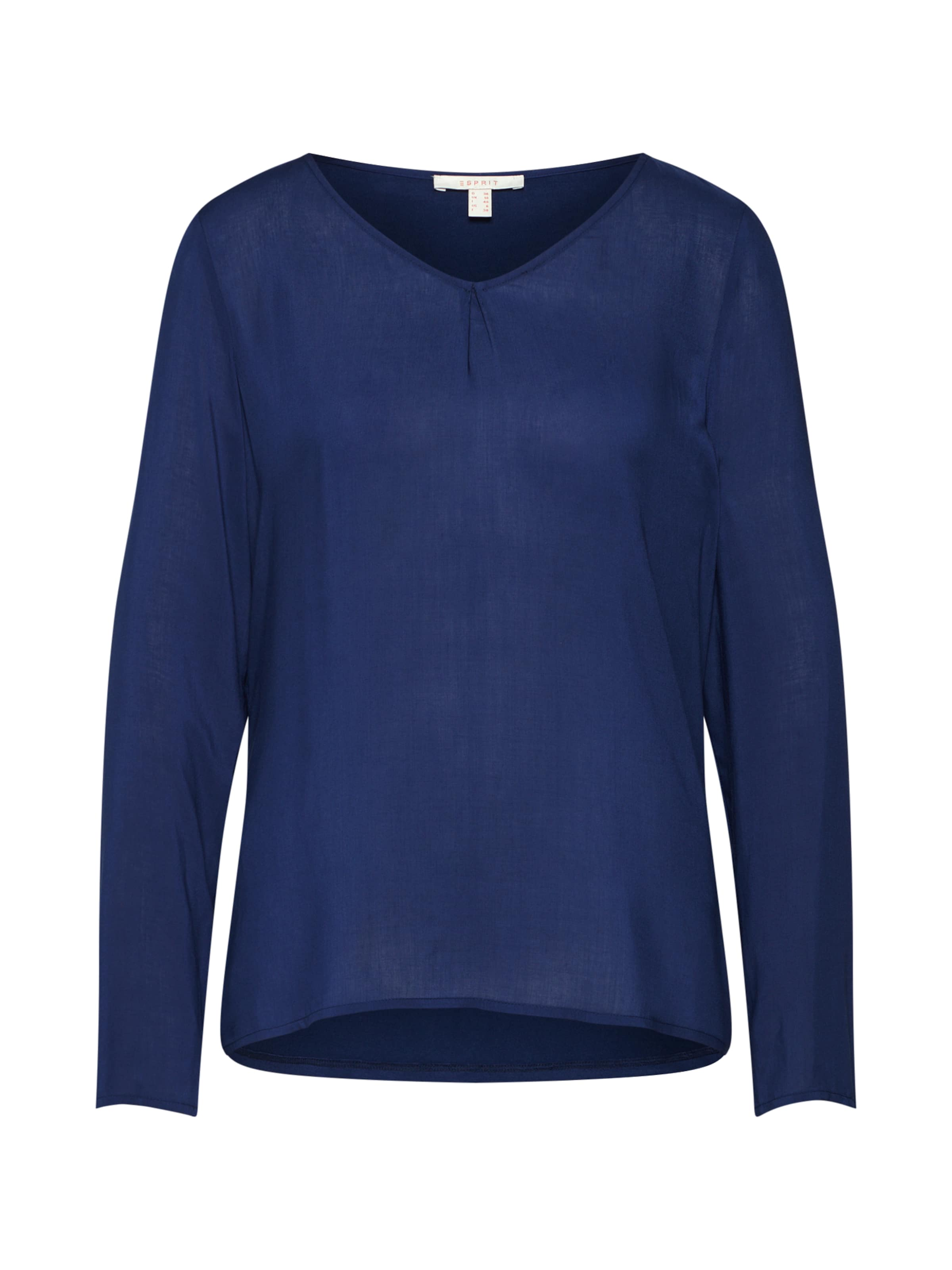 Woven' Navy In Bluse 'blouses Esprit dhQCxtrs