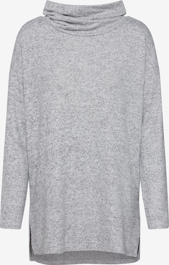 TOM TAILOR Shirt in silbergrau / graumeliert, Produktansicht