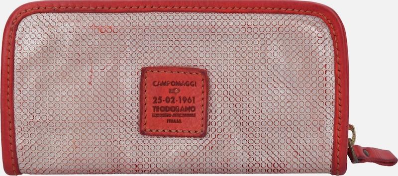 Campomaggi 'Fiore di Loto' Geldbörse Leder 21 cm