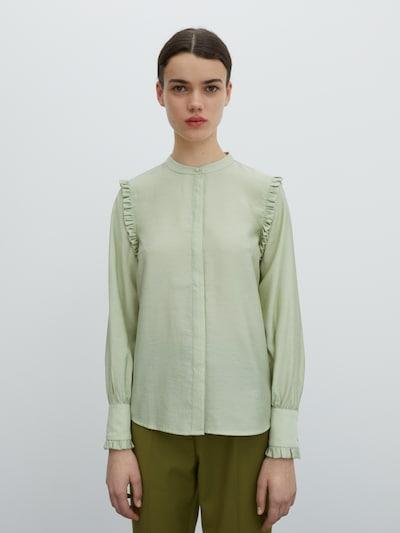 Palaidinė 'Hilda' iš EDITED , spalva - pastelinė žalia, Modelio vaizdas