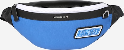 Michael Kors Torba na pasek w kolorze królewski błękit / czarnym, Podgląd produktu
