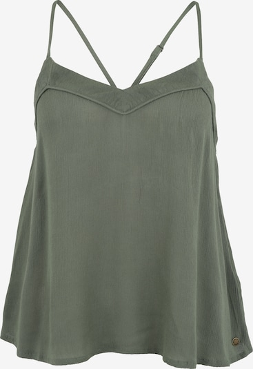 ROXY Top 'OFF WE GO' in khaki, Produktansicht