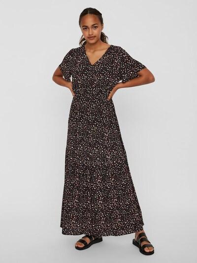 VERO MODA Kleid in mischfarben, Modelansicht