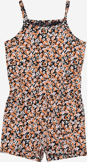NAME IT Playsuit in beige / dunkelblau / orange, Produktansicht