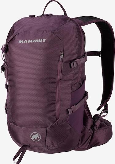 MAMMUT Alpinrucksack 'LITHIA SPEED 15L' in lila, Produktansicht