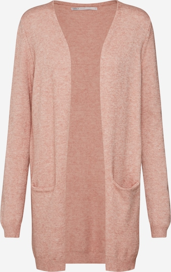 ONLY Cardigan in rosa: Frontalansicht