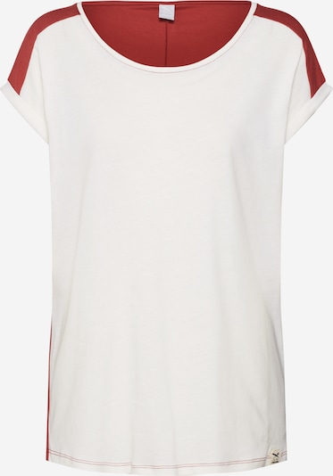 Iriedaily T-Shirt in weiß, Produktansicht