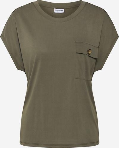 Noisy may Shirt in grün, Produktansicht
