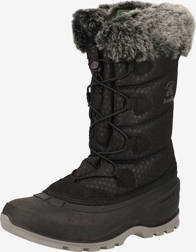 Kamik Boots in de kleur Zwart, Productweergave
