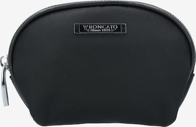 Roncato Kosmetiktasche in schwarz, Produktansicht