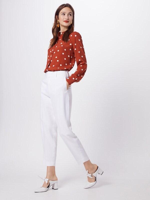 Filippa K 'karlie' À Pince En Pantalon Blanc 29EHDI