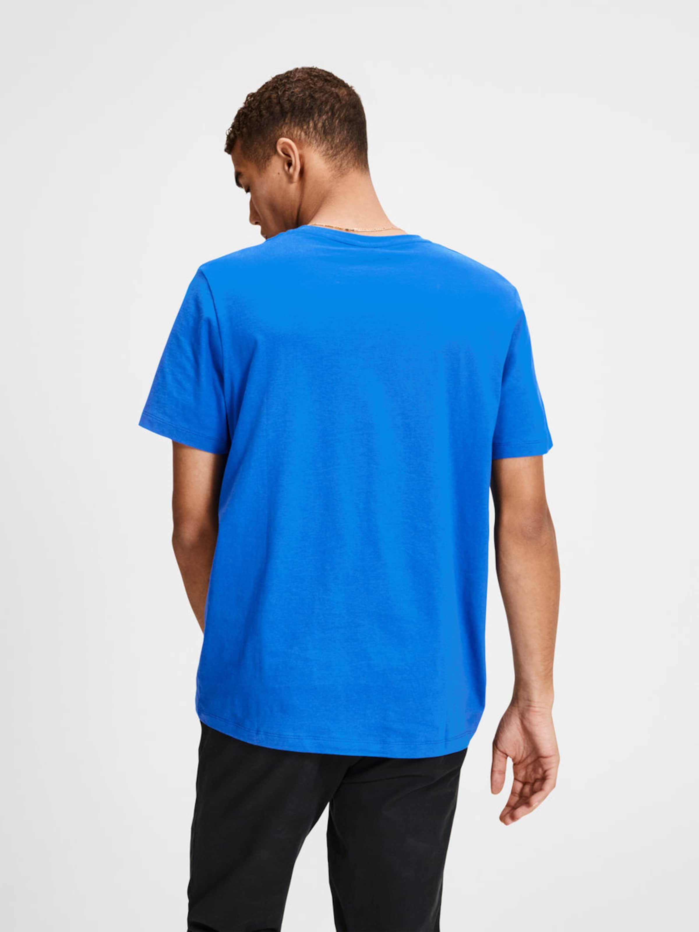 Verkauf Shop-Angebot JACK & JONES Basic T-Shirt Sneakernews Zum Verkauf gzS92RX9