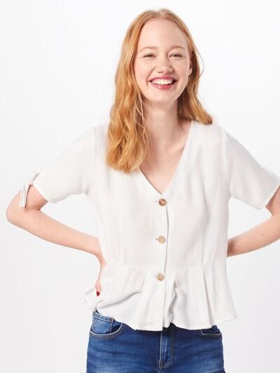 LTB Bluse 'BILARO' in weiß, Modelansicht