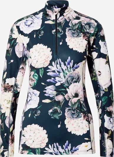 ENDURANCE Functioneel shirt 'Koily' in de kleur Donkergroen / Rosa / Wit, Productweergave