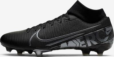 NIKE Fußballschuhe in schwarz / silber, Produktansicht