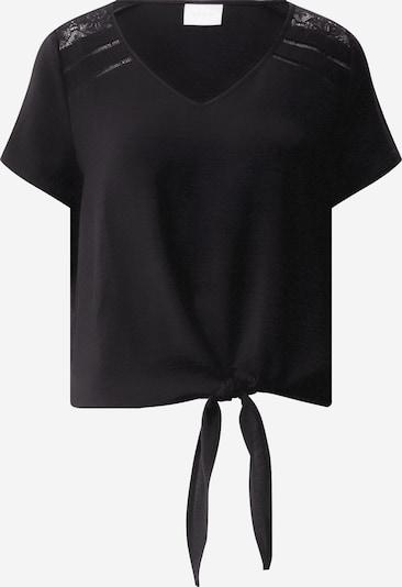 VILA Shirt 'RASHA' in de kleur Zwart, Productweergave