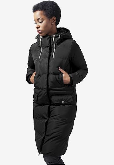 Urban Classics Coat in schwarz, Modelansicht
