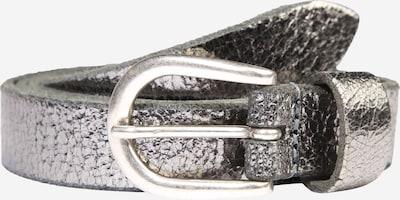 LEGEND Riem 'Glitter' in de kleur Zilver, Productweergave