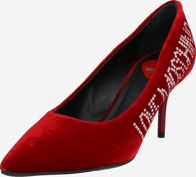 Love Moschino Pumps in de kleur Rood, Productweergave