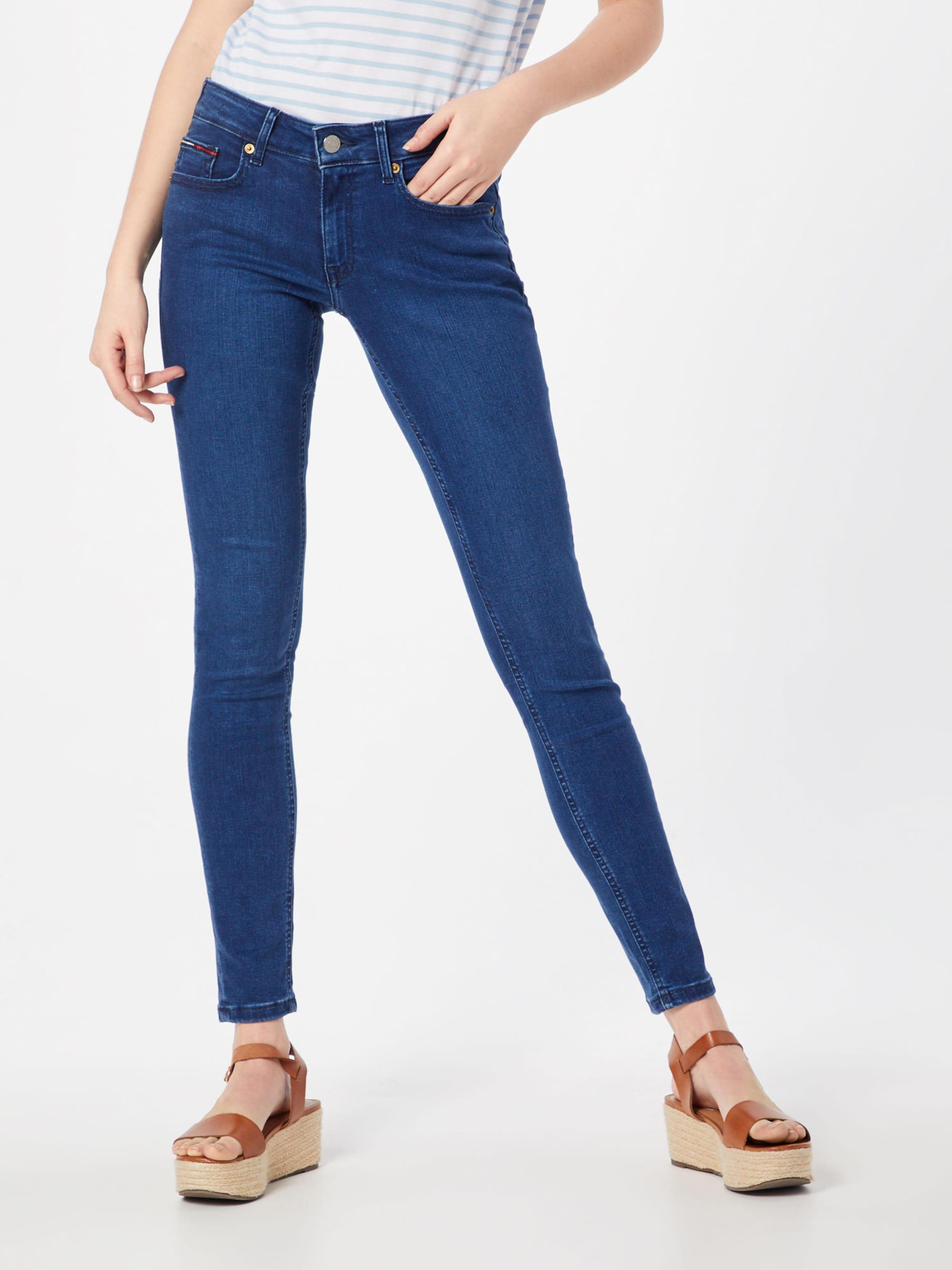 Jeans Weiß Tommy Blue In DenimRot JlKF1c