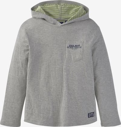 TOM TAILOR Sweatshirt in grau, Produktansicht
