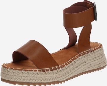 ABOUT YOU Sandaler 'Melody' i brun