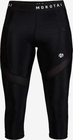 MOROTAI Leggings in schwarz, Produktansicht