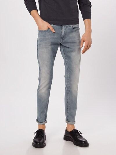G-Star RAW Jeans 'Revend' in grey denim, Modelansicht