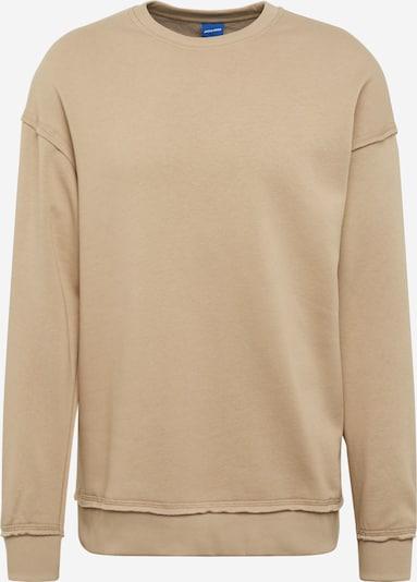 JACK & JONES Sweatshirt 'JORBAS' in beige, Produktansicht