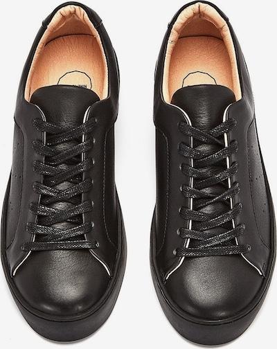 NINE TO FIVE Schuhe 'Gracia' in schwarz, Produktansicht