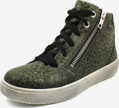 SUPERFIT Stiefel in dunkelgrün, Produktansicht