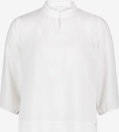 Betty & Co Blouse in de kleur Wit, Productweergave