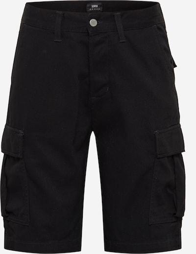 EDWIN Kargo džinsi '45 Combat' pieejami melns džinsa, Preces skats