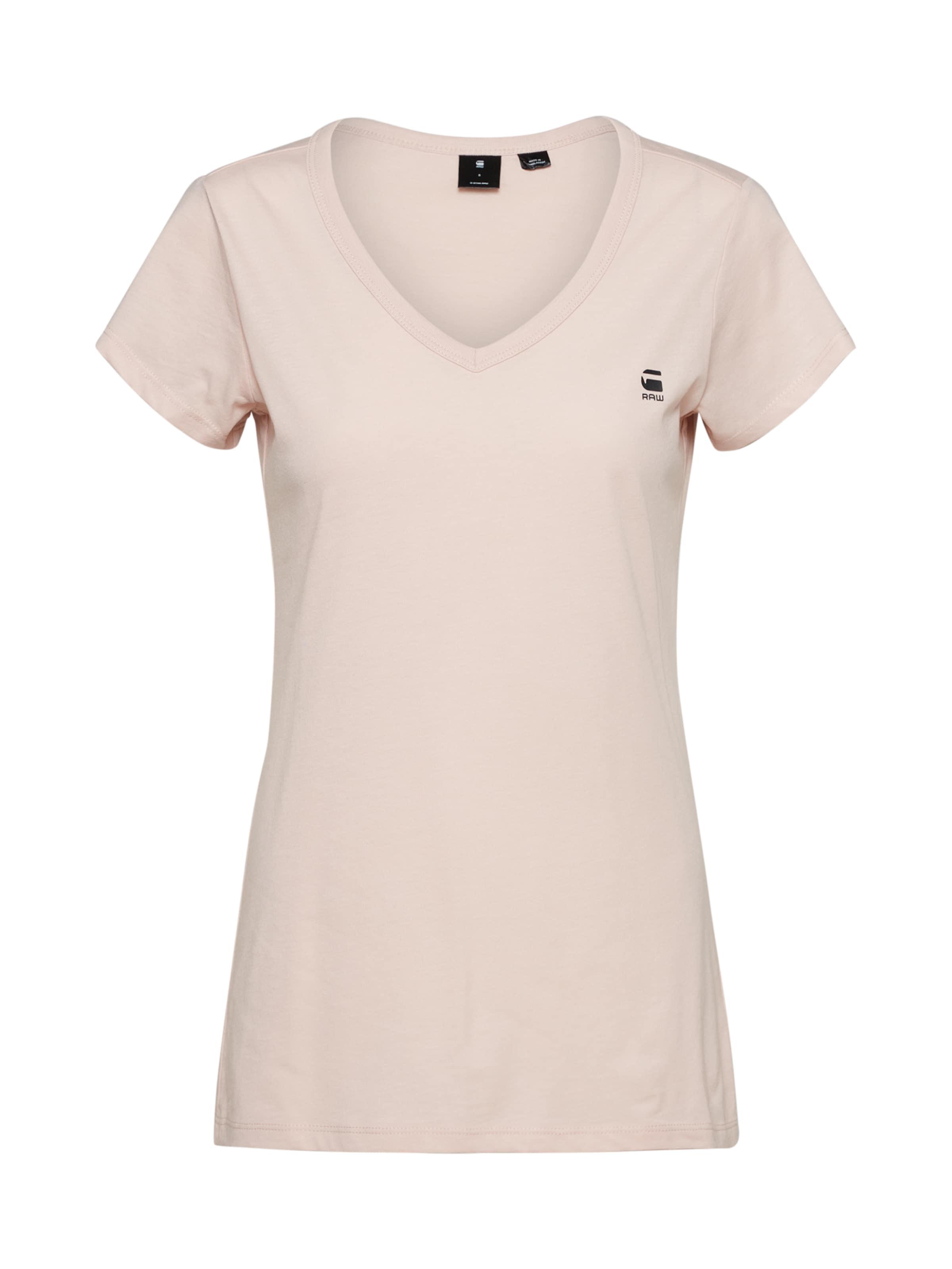 star G shirt En T Rose Raw 'eyben' WDH9Y2IE