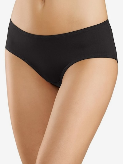 VIVANCE Panty in Red / Black / White: Frontal view