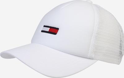 Tommy Jeans Cap 'TRUCKER' in weiß, Produktansicht