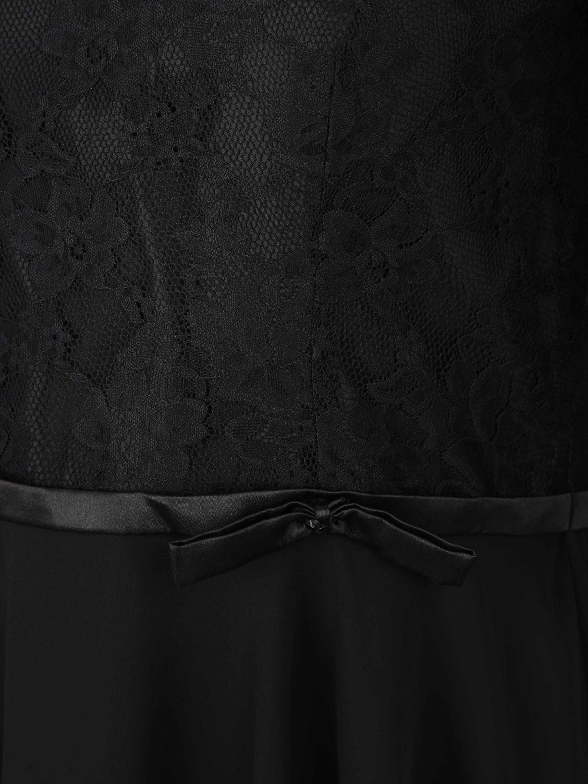 My Mascara Curves Cocktailklänning i svart