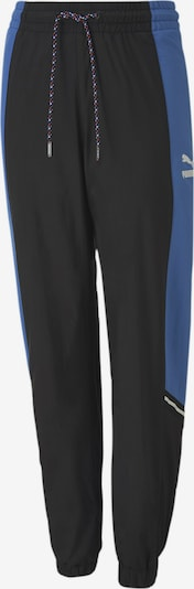 PUMA Trainingshose in blau / schwarz, Produktansicht