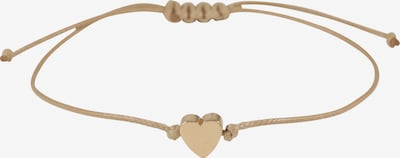 ABOUT YOU Armband 'Yaren' in beige / gold, Produktansicht